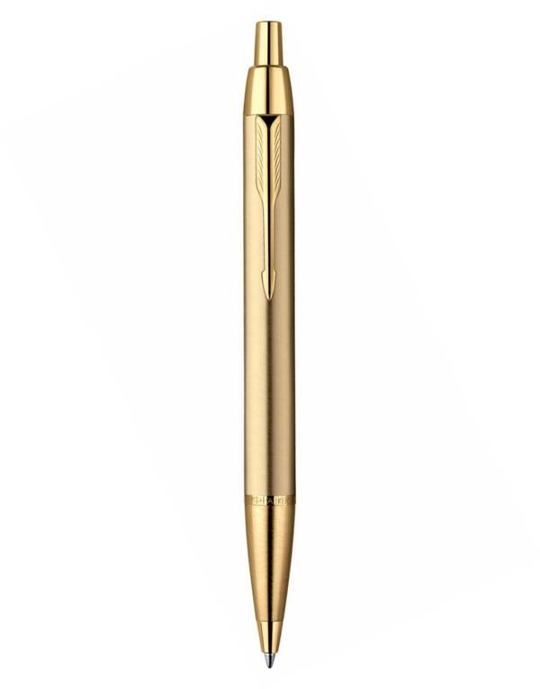 Шариковая ручка Parker серебро
